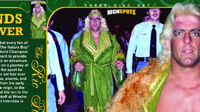 Ric Flair Interview Part 1