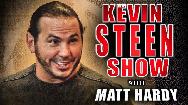 Kevin Steen Show: Matt Hardy