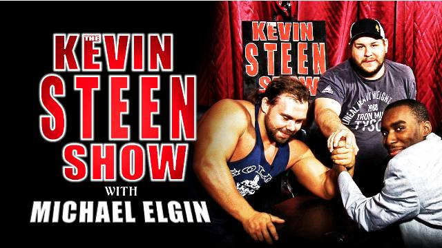 Kevin Steen Show: Michael Elgin