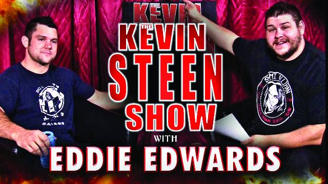 Kevin Steen Show: Eddie Edwards