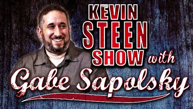 Kevin Steen Show: Gabe Sapolsky