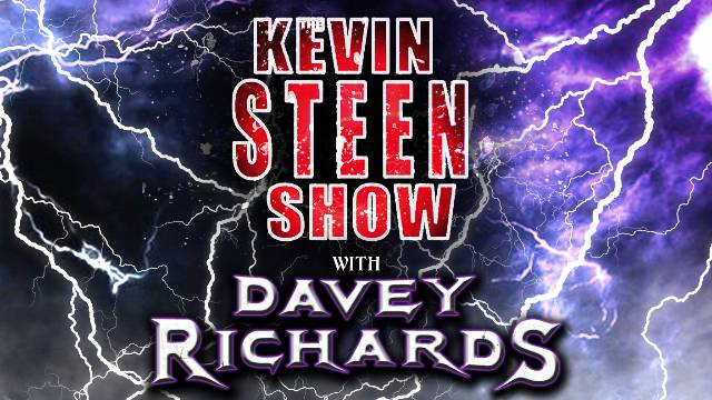 Kevin Steen Show: Davey Richards