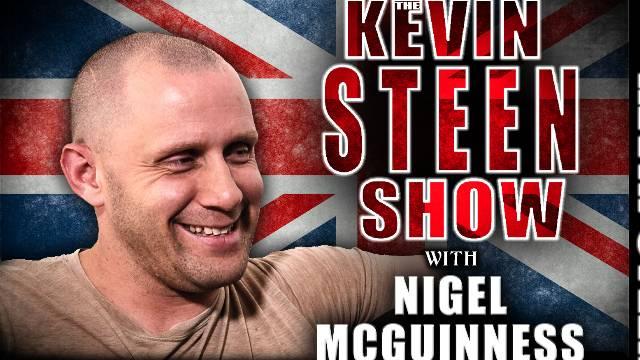 Kevin Steen Show: Nigel McGuinness