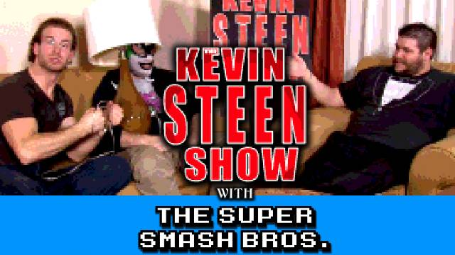 Kevin Steen Show: Super Smash Bros.