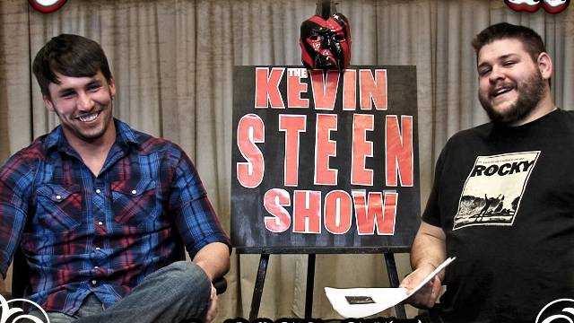 Kevin Steen Show: Chuck Taylor
