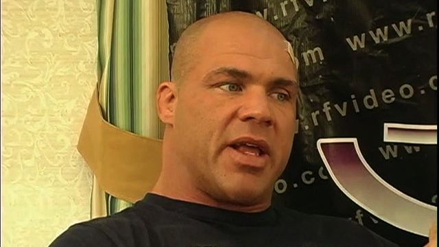 KURT ANGLE SHOOT INTERVIEW