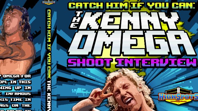 Kenny Omega Shoot Interview