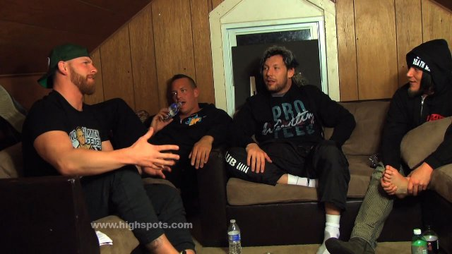 DEVELOPMENTALLY SPEAKING WITH KENNY OMEGA, KEVIN MATTHEWS AND SAMI CALLIHAN