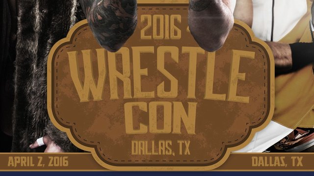 WRESTLECON 2016 SUPER SHOW