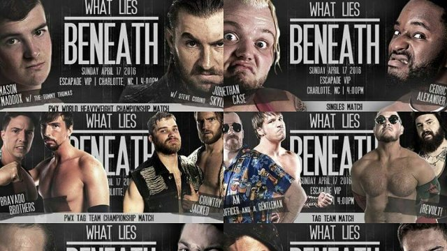 PWX: What Lies Beneath