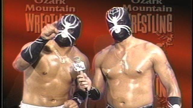 Ozark Mountain Wrestling (4/1/95)