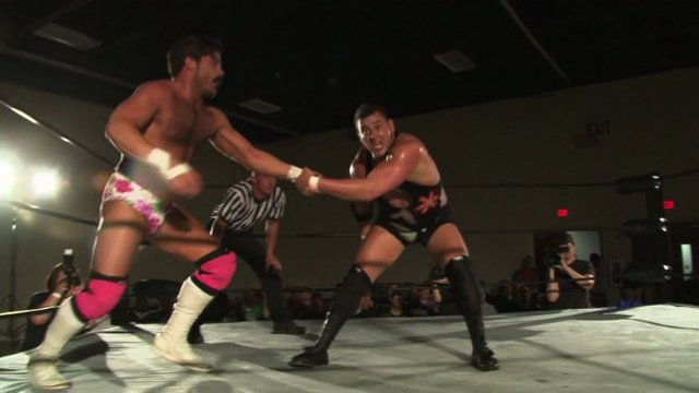 PWX - US VS. THE WORLD (2013)