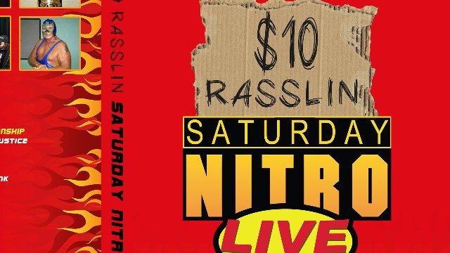 $10 Rasslin