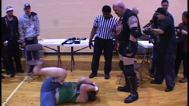 IWA MID-SOUTH - KING OF THE DEATH MATCH 2009 - Night 1