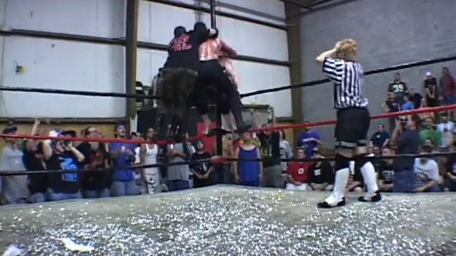 IWA MID-SOUTH: KING OF THE DEATH MATCH 2003 - NIGHT 1
