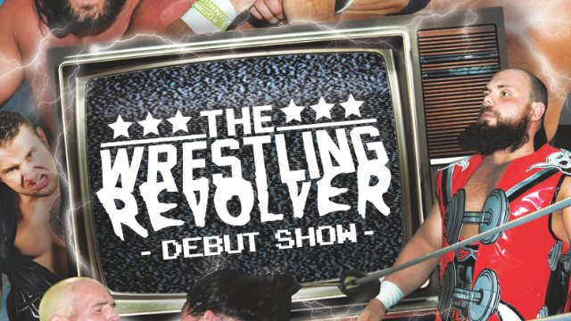 The Pro Wrestling Revolver - Debut Show