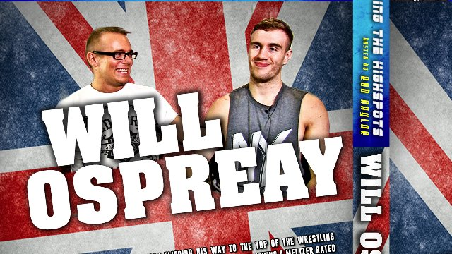 Hitting the Highspots: Will Ospreay