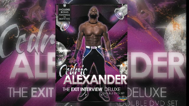 Cedric Alexander: Bonus Footage &  Matches