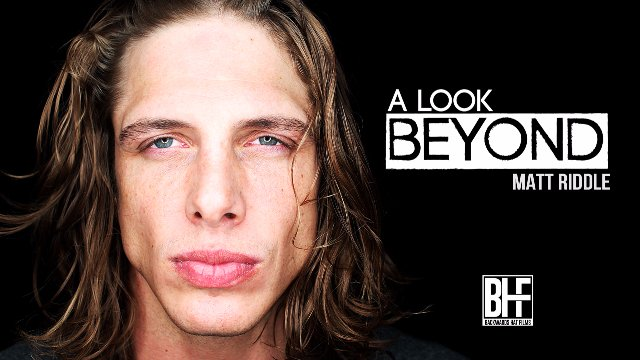 A Look Beyond: Matt Riddle