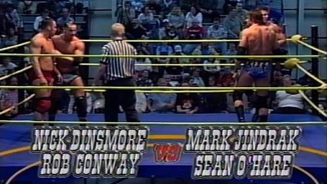 USA Championship Wrestling - Episode 33