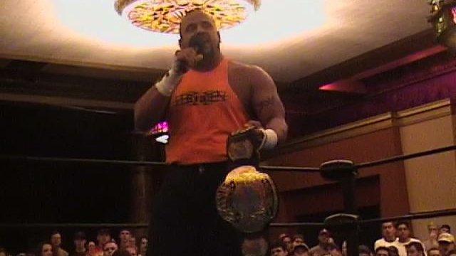 ECW Fancam 4/13/00 Indianapolis, IN