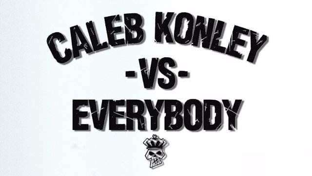 Caleb Konley VS Everybody