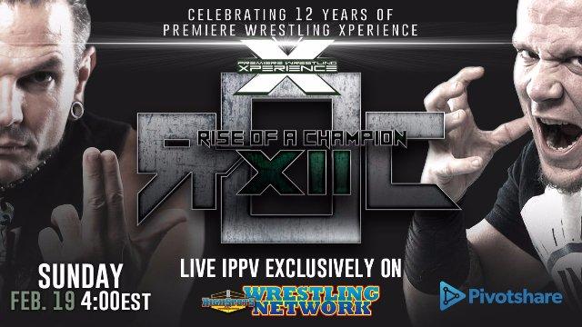 PWX: Rise of a Champion 2017