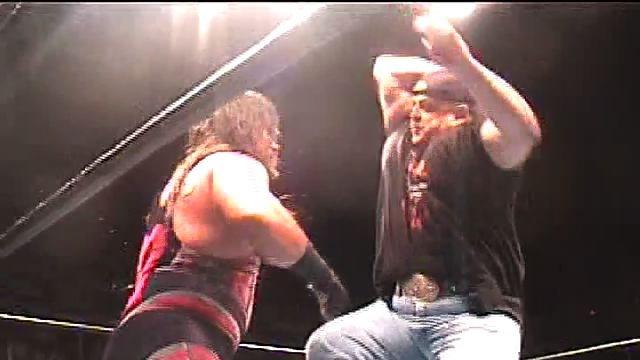 ECW Fancam 4/16/00 St. Charles, MO