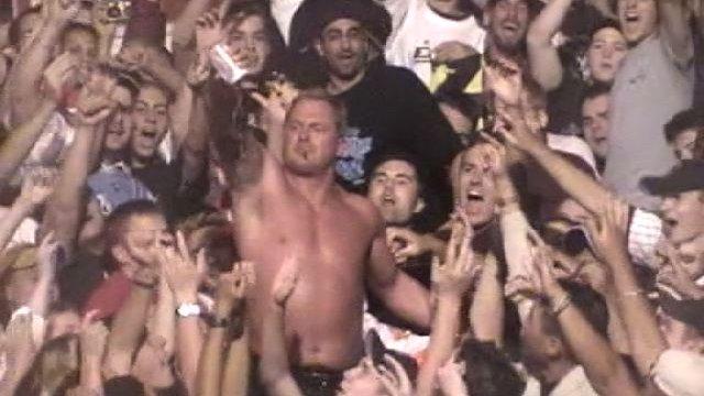 ECW Fancam 9/9/00 Toronto, Ontario, Canada