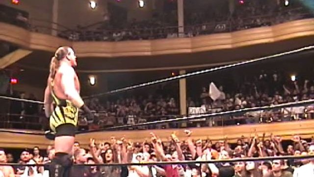 ECW Fancam 8/26/00 Manhatten, NY