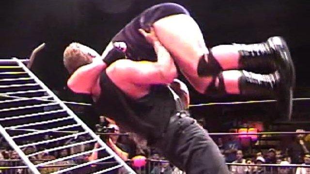 ECW Fancam 1/12/01 Poplar Bluff, MO