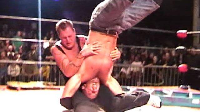 ECW Fancam- Pine Bluff, AR 1/13/01 (ECW's Final Show)