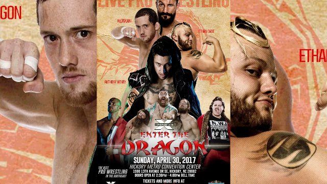 PWX: Enter The Dragon