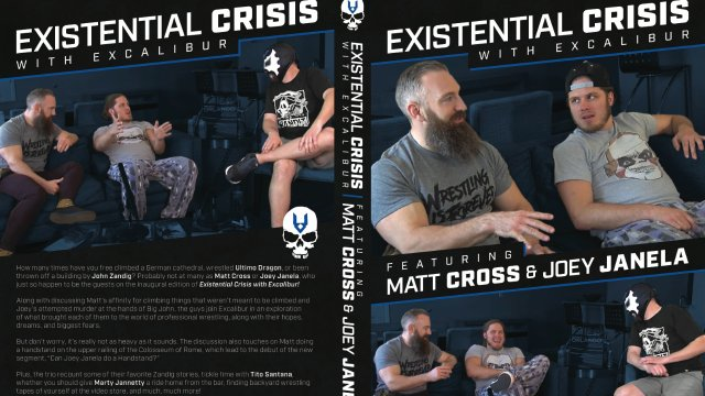 Existential Crisis: Matt Cross & Joey Janela