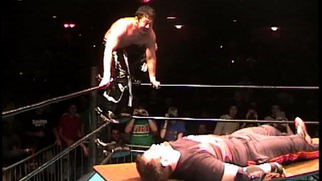 ECW Fancam 3/17/00 Worcester, MA