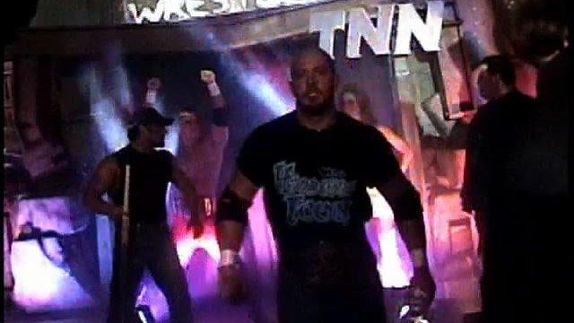 ECW Fancam 3/18/00 Salem, NH