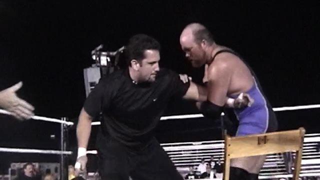 ECW REUNION 7/8/01 BUFFALO, NY