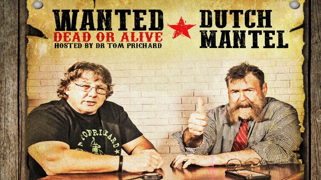 Wanted Dead or Alive: Dutch Mantell
