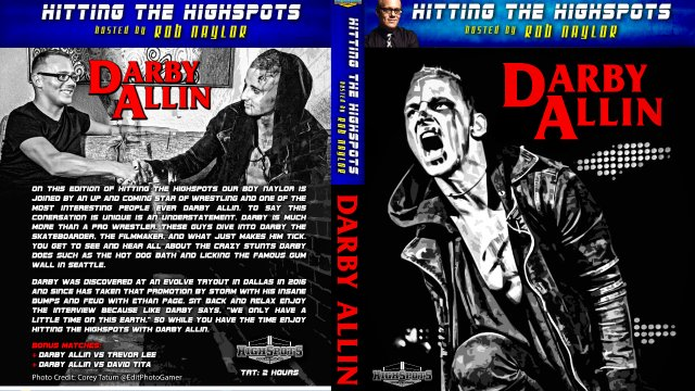 Hitting The Highspots: Darby Allin