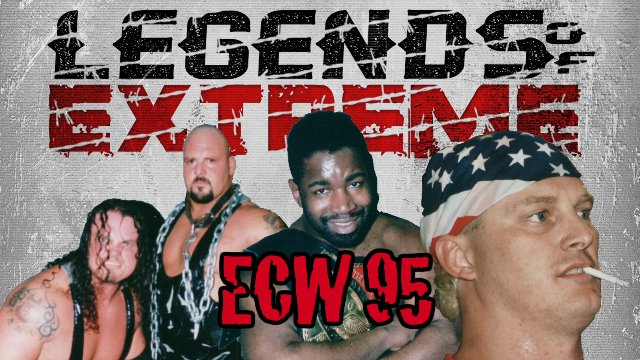Legends of Extreme ECW 95 S2 EP 4