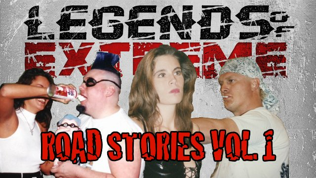 Legends of Extreme Road Stories Vol. 1 S2 EP 5