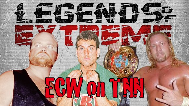 Legends of Extreme ECW on TNN S2 EP 8