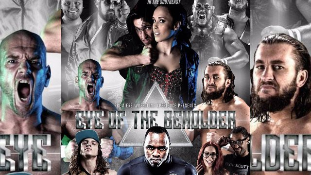 PWX: Eye Of The Beholder (Live Replay)