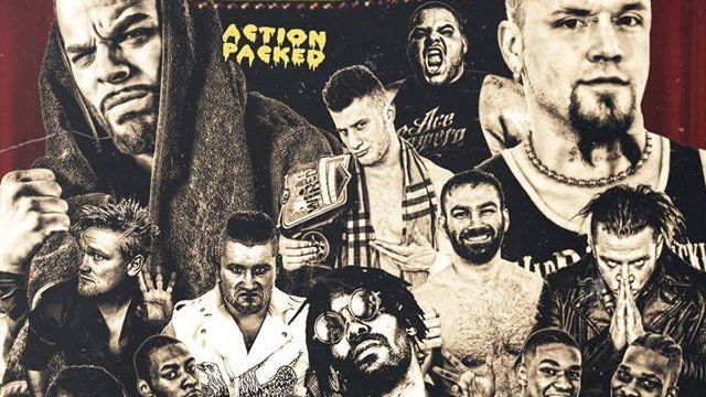 CZW: Down With The Sickness (2017)