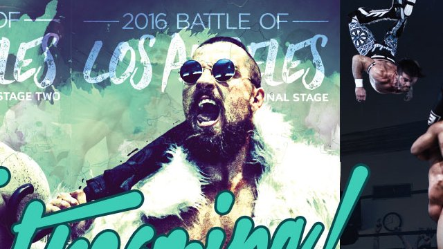 PWG: BOLA 2016 Night 3