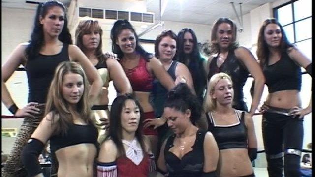 IWA Mid-South - Volcano Girls