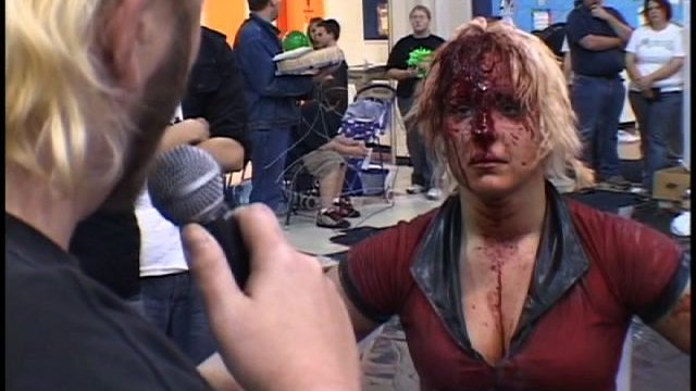 IWA Mid South - Queen Of The Death Matches 2007