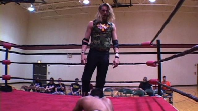 IWA Mid South - Locked & Reloaded 2008