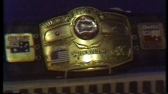 NWA World Title Matches