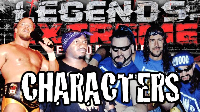 Legends of Extreme ECW Characters S3 Ep 2